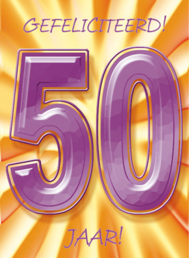 Verjaardag 50 Jaar Liedjes