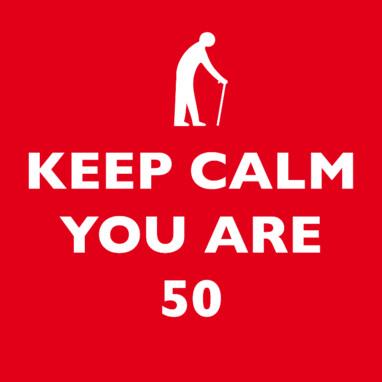 Verjaardagswensen Abraham 50 jaar