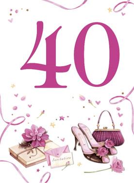 40 Jaar Verjaardag Grappig
