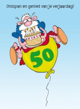 Top Verjaardagswensen 50 jaar ⋆ De Leukste 50 jaar verjaardagswensen! @UF06