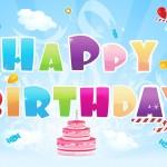 happy birthday verjaardag