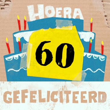Bedwelming 60 Jaar Verjaardagswensen ⋆ De Leukste Verjaardagswensen! @ZK95