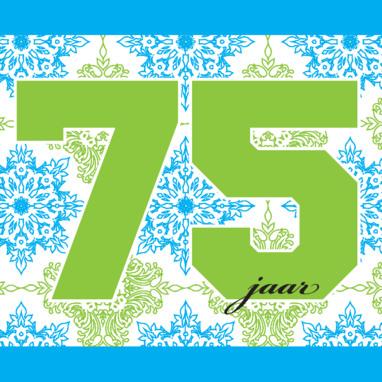Verjaardagswensen 75 jaar