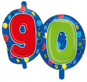 Verjaardagswensen 90 jaar