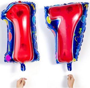 Gefeliciteerd 17 jaar