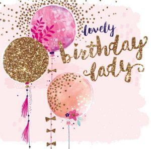 Verjaardagskaart dochter