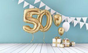 50 jaar Abraham