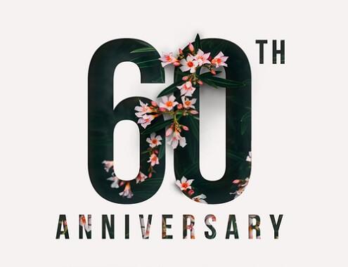 Verjaardag 60 Vrouw